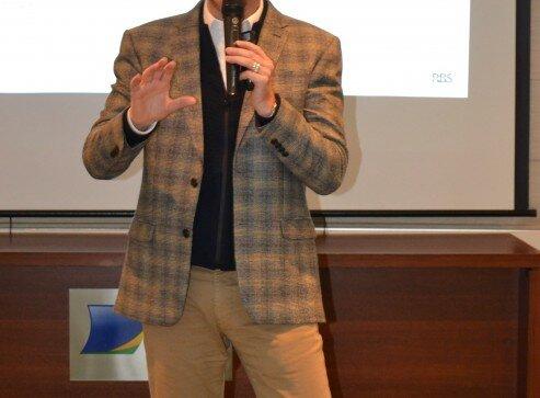 Palestrante Marcelo Pacheco