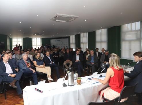 Evento na Federasul contou com a participação do presidente da ACCIE, Fábio Vendruscolo