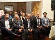 Presidente da ACCIE, Fábio Vendruscolo, na reunião da Federasul
