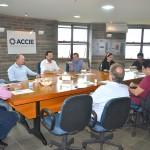 Primeira reunião do ano da Diretoria da ACCIE (1) site
