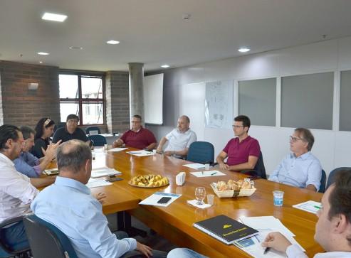 Primeira reunião do ano da Diretoria da ACCIE (3) site